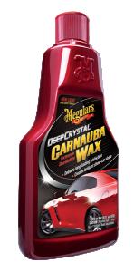 Deep Crystal Carnauba Wax (473ml)