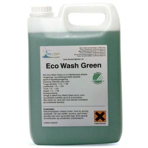 Blue & Green - Eco Wash Green Alkaliskt Avfettningsmedel 5L