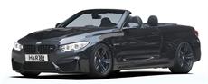 H&R Sänkningssats BMW M4 Cabrio F83