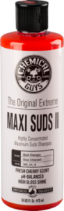 MAXI SUDS 2, CHEMICAL GUYS