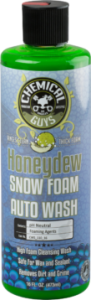 HONEYDEW SNOW FOAM, CHEMICAL GUYS