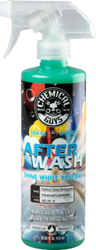 AFTER WASH, CHEMICAL GUYS