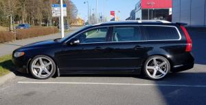 D2 COILOVERS VOLVO V70 III 2WD/4WD (08~16)