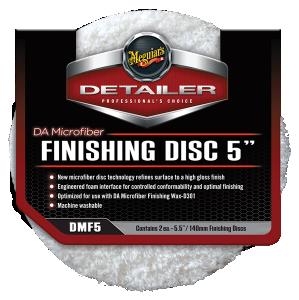 "DA Microfiber Finishing Pad 5"" 2-pack"