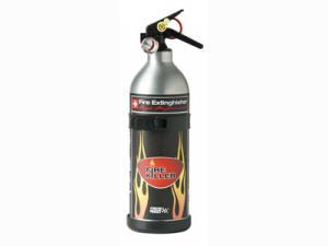 Brandsläckare Godkänd