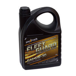 Helsyntetisk SAE 5W-30 FLEET GUARD 1 Liter Flaska Pay-Back