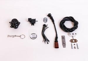 Dumpventilssats för Audi, VW, SEAT, och Skoda 1.4 TSI, Svart