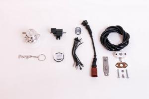 Dumpventilssats för Audi, VW, SEAT, och Skoda 1.4 TSI, Polerad