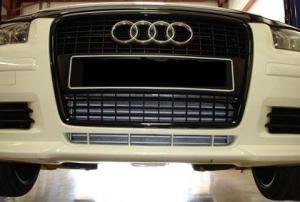 Twintercooler Kit för Mk2 Audi A3 2 liter FSiT