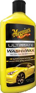 Ultimate Wash & Wax 473 ml