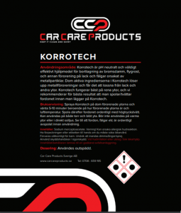 Car Care Products - Korrotech 5L