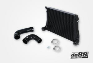 AUDI SEAT SKODA VW 1.8 / 2.0 TSI (MQB) INTERCOOLER, SVART SLANG