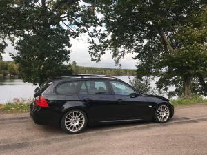 Väghållnings-kit steg 1 BMW E9X (ej M3)
