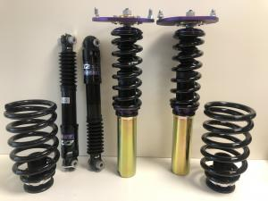 D2 COILOVERS VOLVO 740/940 stel bakaxel