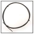 12 AWG (svart) strömkabel (2.5)