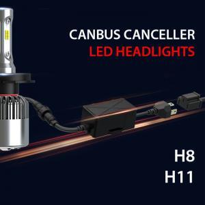 Motstånd för Canbus för montering i dimljus, H8 H10 H11