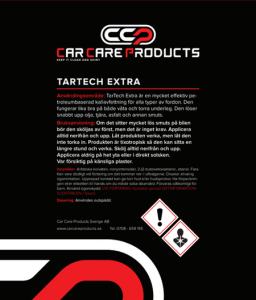 Car Care Products - Tartech Extra 5L
