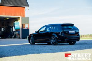Coilovers SAAB 9-3 XWD/TurboX NG (08~upp)