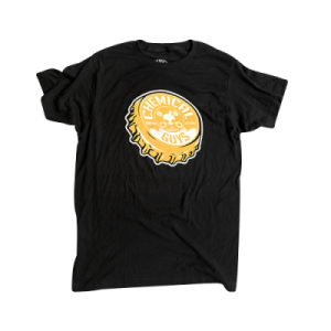 CG TOP BOTTLE CAP T-SHIRT, CHEMICAL GUYS