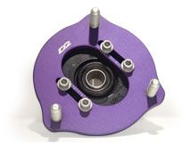 D2 - Camber topplagring med Pillow Ball med gummivulkning (P+) - 1 Par