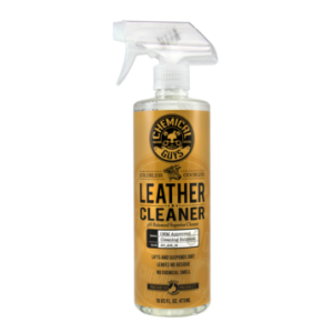 LEATHER CLEANER, CHEMICAL GUYS