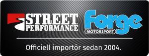 Forge Motorsport test
