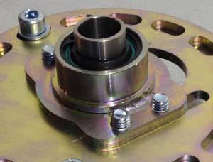Lagerhållare inkl ledlager TXR-topplagring
