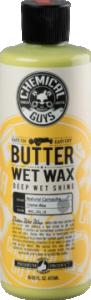 BUTTER WET WAX, CHEMICAL GUYS