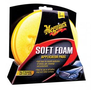 Soft Foam Applicator Pads 2-pack