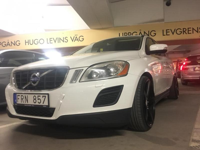 Coilovers D2 VOLVO XC60