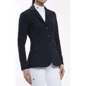 Cavalleria Toscana tävlingskavaj Zip riding jacket - Marin