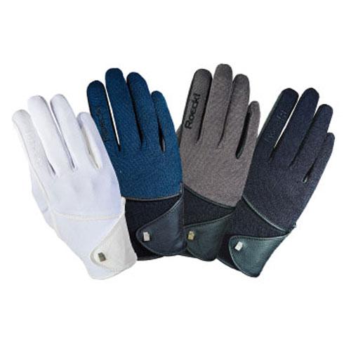 Roeckl Madison Spandex handske - Marin