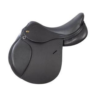Ordo Equester Fortuna ponnysadel Svart
