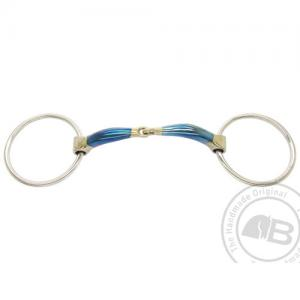 Bombers Loose ring, Snaffle