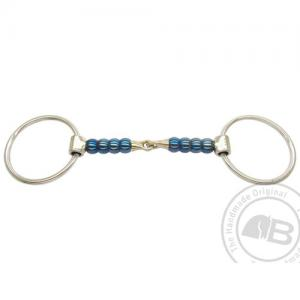 Bombers Loose ring, Snaffle CR