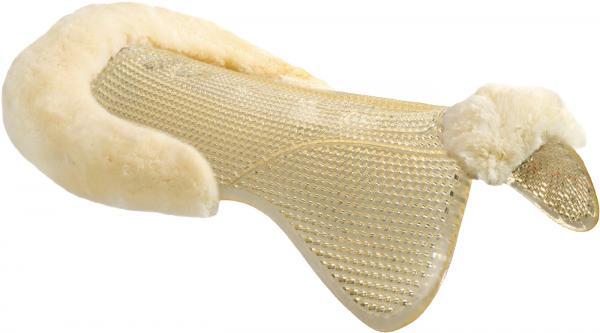 Acavallo gel padd med fårskinn