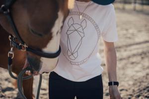 By Coe Tshirt The Horse