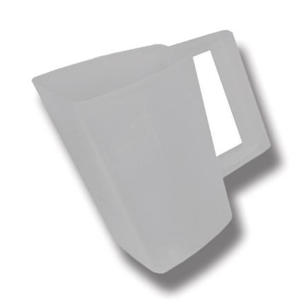 Foderskopa plast 2L