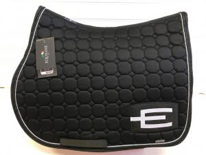 Equiline Octagon hoppschabrak E-logga Svart