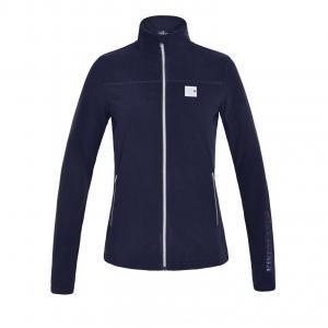 Kingsland KLMarina Ladies Micro Fleece Jacket Navy