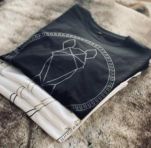 By Coe T-shirt The Horse