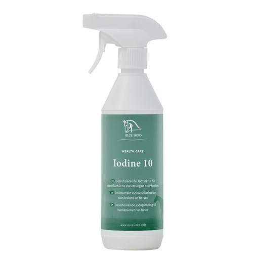 Blue Hors Iodine 10 Skin Support 500ml