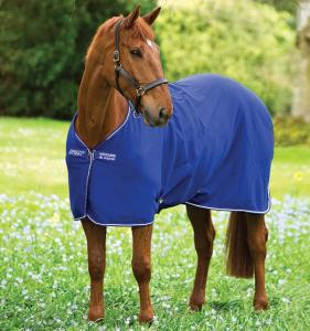 Horseware Jersey cooler Atlantic Blue 155cm