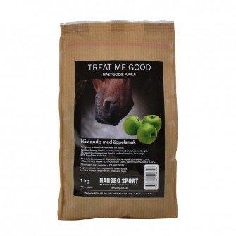 Treat Me Good – Hästgodis Äpple 1 kg