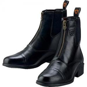 Ariat Heritage III Zip Paddock Boot brun 37,5