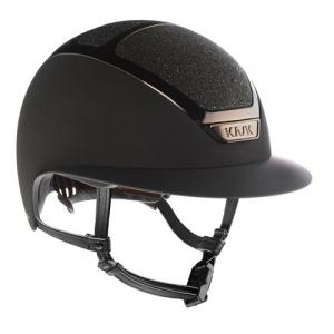 KASK Star Lady svart carpet swarovski