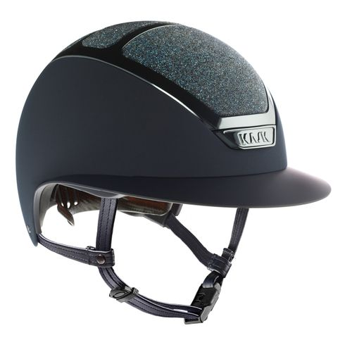KASK Star Lady Navy Carpet Swarovski