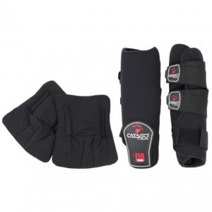 Catago FIR-Tech Healing wraps svart