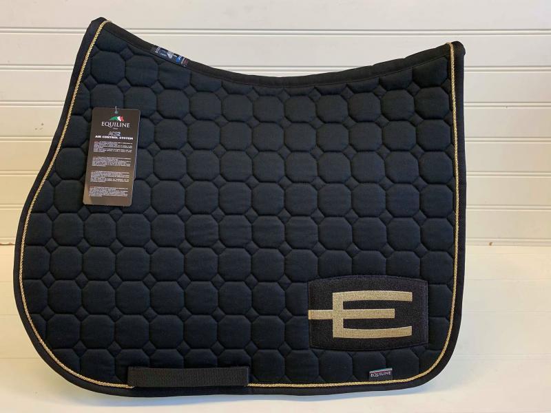 Equiline Octagon E-logga Guld