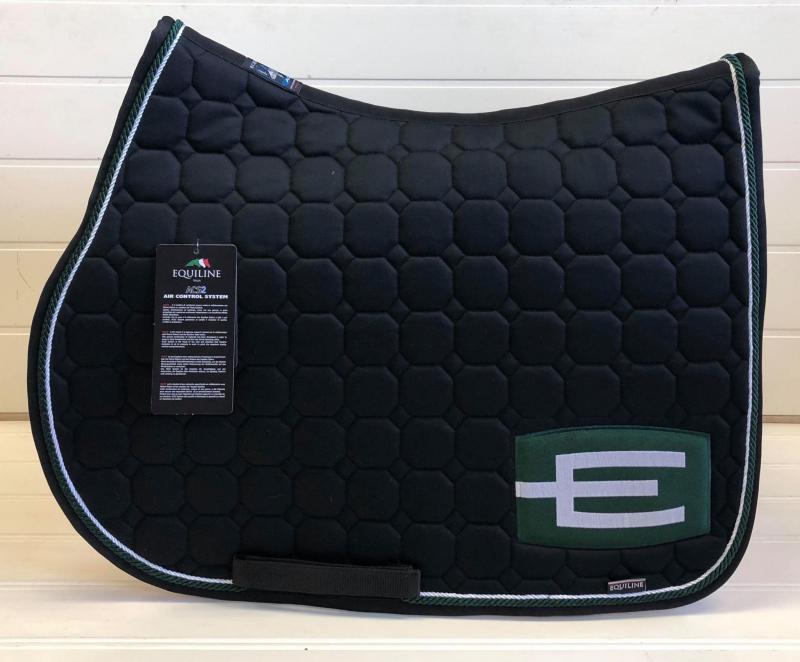 Equiline Octagon Marin med Grön Elogga
